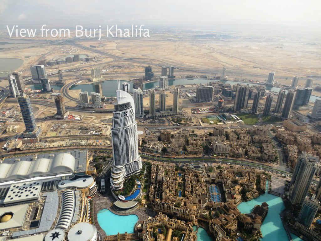 view-from-burj-khalifa-ladytravelguide