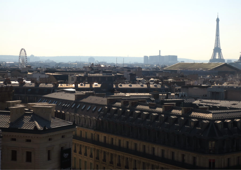 Galeries-Lafayette-rooftop-terrace-in-Paris-LadyTravelGuide